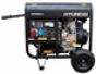 Генератор дизельный Hyundai DHY6000L HYUNDAI Бензиновый генерато