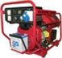 Газовые генератор RUSSIAN ENGINEERING GROUP HG11000SDX двигатель