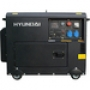 Дизельный электрогенератор HYUNDAI DHY12000SE