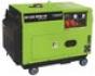Дизельный генератор (электростанция) DALGAKIRAN DJ 4000 DG-ECS +