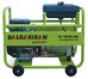 Бензиновый генератор (электростанция) DALGAKIRAN DJ 130 BS-ME