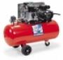 профессиональный компрессор с ременным приводом fiac AB 100/670