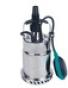 ДРЕНАЖНЫЕ НАСОСЫ  НСДПГ LEO XKS-400S для чистой воды нержавеющий