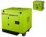 Бензиновый генератор GenPower GBS 70 MEAS ( электростанция для д