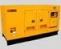 дизельный генератор huter D-75C в кожухе с АВР