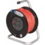Барабанный удлинитель Schwabe 40м кабель H05VV-F 3G1,5 D230мм