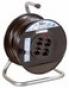 Барабанный удлинитель Schwabe 25м кабель H05VV-F 3G1,5 D230мм 4
