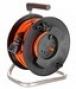 Барабанный удлинитель Schwabe 50м кабель H05VV-F 3G1,5 D285мм цв