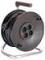 Барабанный удлинитель Schwabe 50м кабель H05VV-F 3G1,5 D285мм с