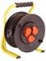 Барабанный удлинитель Schwabe 25м кабель H07RN-F 3G1,5 D285мм ус