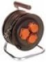 Барабанный удлинитель Schwabe 25м кабель Н07RN-F 3G1,5 с термовы