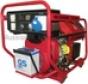 Газовый генератор HG15000 SDX ( электростанция )
