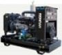 генератор дизельный hyundai DHY125KE трехфазный