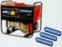 Дизель-генератор GLANDALE DP6500-CLX/3 + масло