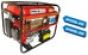 Бензогенератор GLENDALE GP4000L-GEE + масло